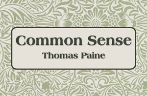 Common Sense Thomas Paine Audiobook Free Download mp3