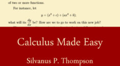 calculus made easy Silvanus Thompson Audiobook Free Download Mp3