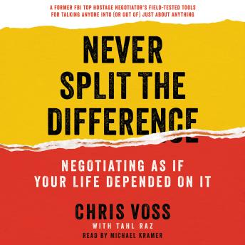 Never Split the Difference full free audiobook mp3 download torrent