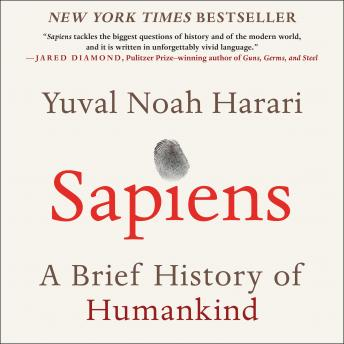Sapiens A Brief History of Humankind full free audiobook mp3 download torrent