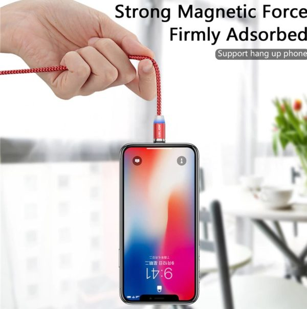 Magnetic USB Charge Cable